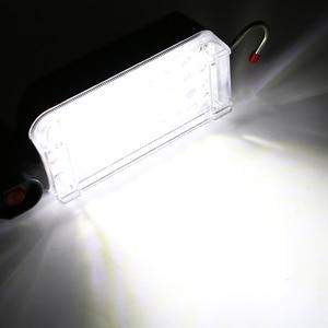 Image 5 - 34 led Taşınabilir Fener Çalışma Muayene El Feneri Torch Lambası Pil Ile Mıknatıs ve Klip Acil kamp araba çadırı Tamir