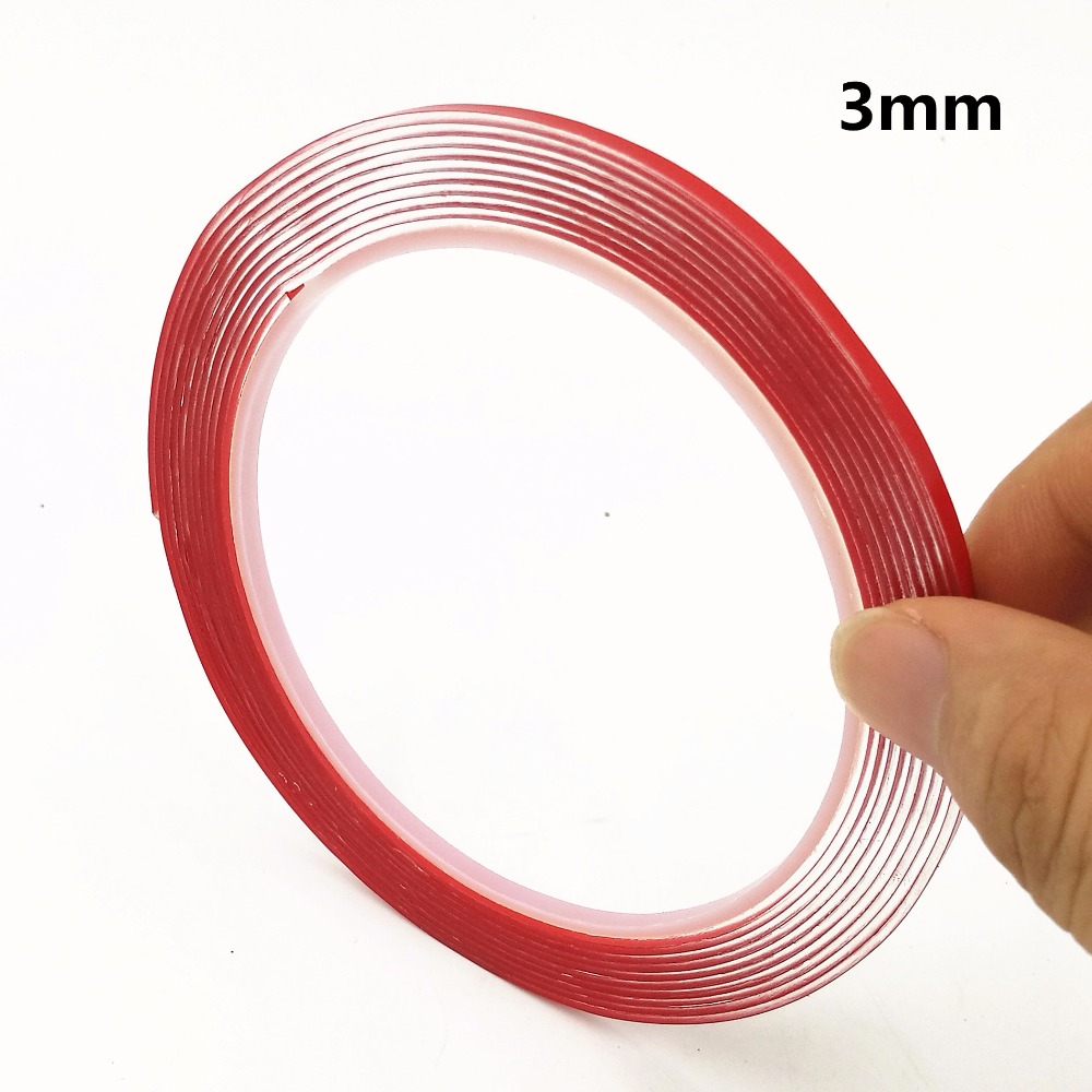 double-sided-length-3m-3mm-transparent-acrylic-foam-adhesive-tape-no-trace-for-phone-tablet-lcd-screen-glass