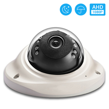 Hamrolte 1080P AHD камера Sony IMX307 Senor Антивандальная Водонепроницаемая уличная камера ночного видения камера видеонаблюдения