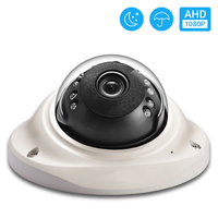 Hamrolte 1080P AHD Camera Sony IMX307 Senor Vandal proof Waterproof Outdoor Camera Nightvision Video Surveillance Camera
