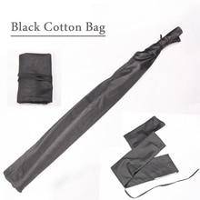Японский самурайский меч, шелковая сумка, черная ткань для Катаны/вакизаши Танто, новая поставка