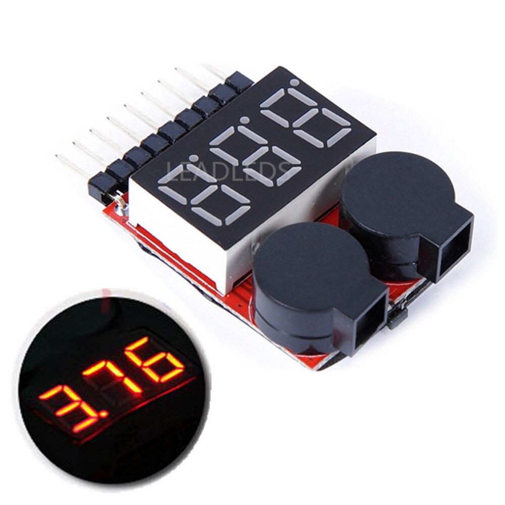 Model Airplane Lithium Battery Power LED Display High Decibel Voltage Electric Digital Display BB Ring Low Voltage Buzzer Alarm