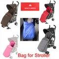Pés de Boneca Carrinho De Criança dormindo saco de fraldas carrinho de bebê Maclaren Originais sacos de carrinhos de bebê Capa térmica Caixa de Acessórios para cadeiras de rodas