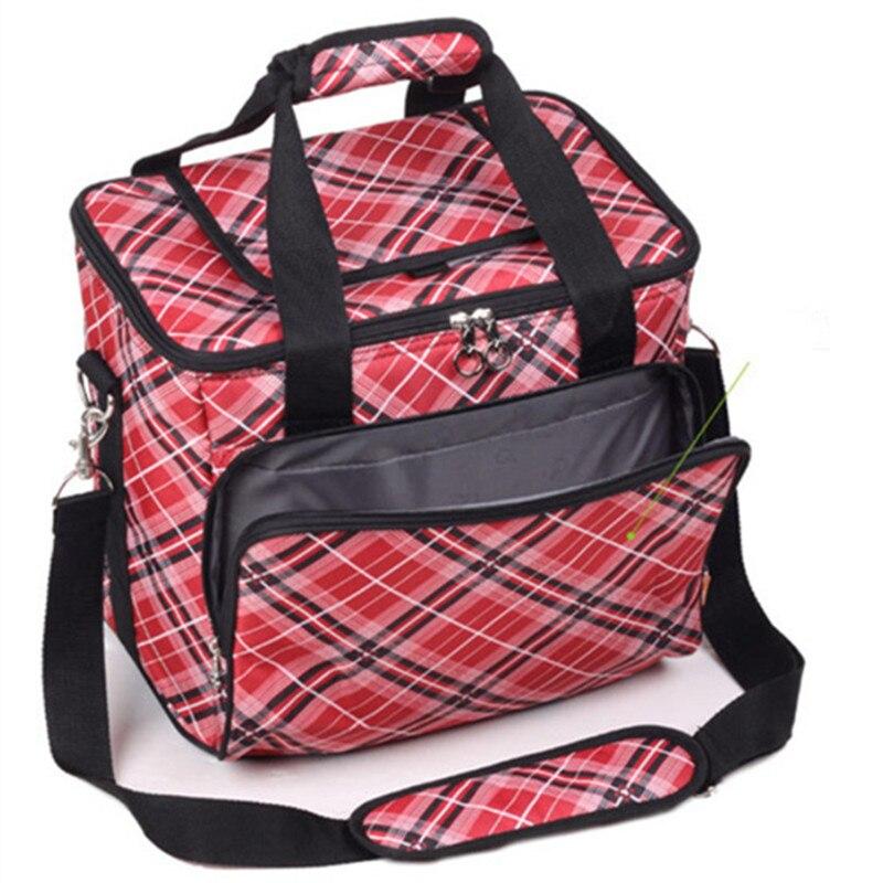 KUNDUI suitcase Insulation yodo fashion cooler bag valiz cooler bags thickening Large fresh package cooler box Free shipping