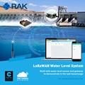 LoRaWAN Water Level System Sensor IoT LoRa Gateway Experience Kit WisNode LoRa to Demonstrate in Web Based Page Q135