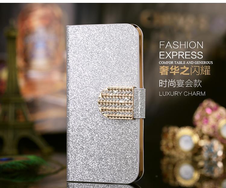 Hot Sale Luxury Flip Magnetic Case För Lenovo Vibe C2 K10A40 5.0 - Reservdelar och tillbehör för mobiltelefoner - Foto 3