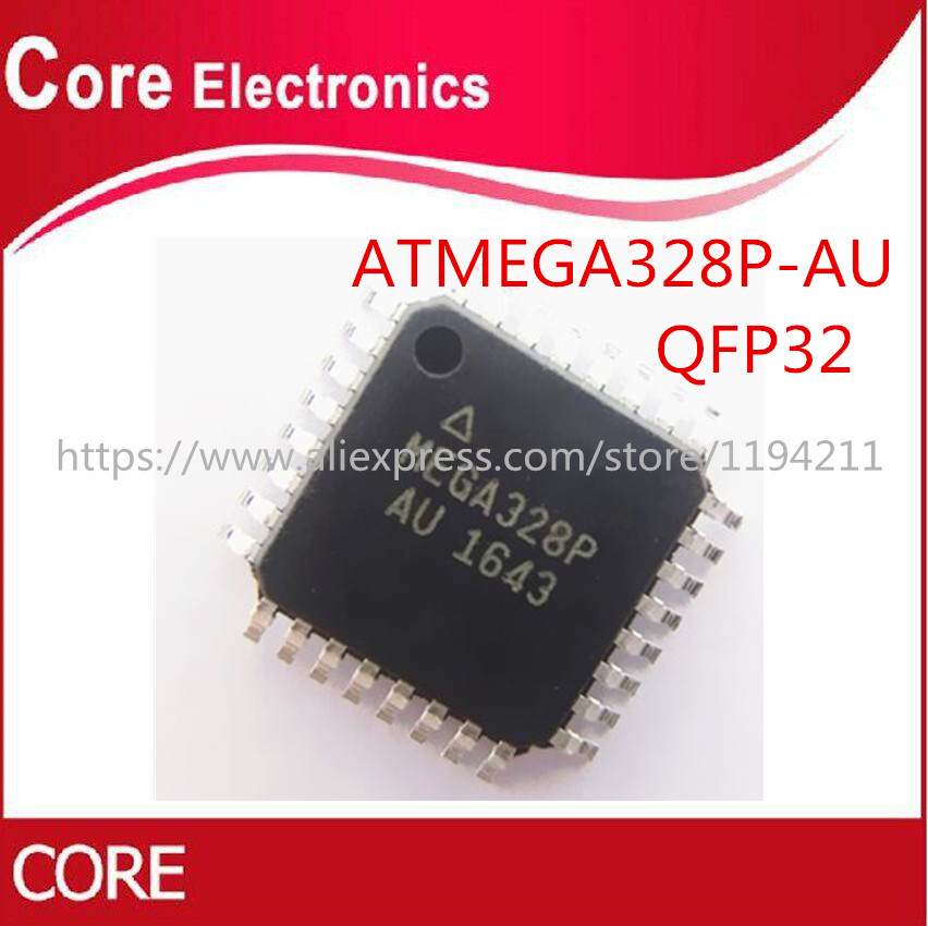 The Cheapest Price Of High: Aliexpress.com : Buy 10PCS /LOT Atmega328p Au Atmega328p
