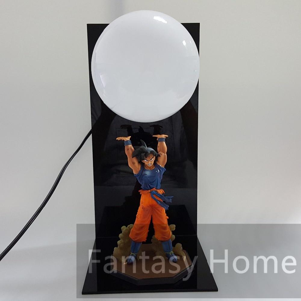 Figuras de Ação e Toy figura dragonball z dragão + Escala : Son Goku God
