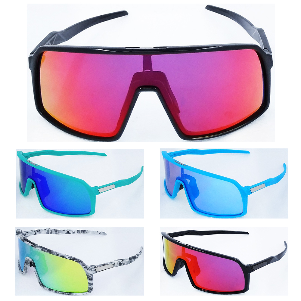 3 Lens Sutro Cycling Glasses TR-90 MTB Bike Sunglasses Polarized Outdoor Sports Cycling Sunglasses UV400 Bicycle Eyewear