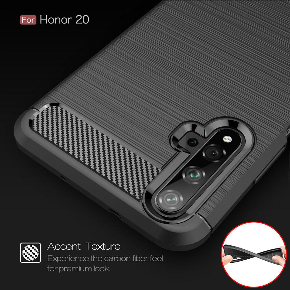 6.26For Huawei Honor 20 Case For Huawei Honor 20 20S 30 30S X10 Honor20 Honor30 S Pro 20Pro 20S 5G Phone Back Coque Cover Case(China)