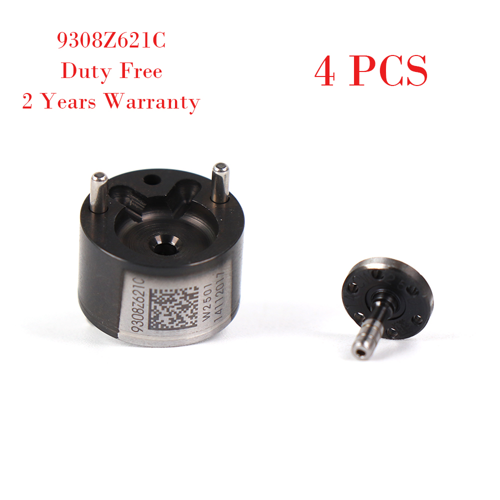 цена на 4pcs control valves 28239294 28440421 9308-621C 9308z621c fuel injector common rail control valves for Kia/ Renault /Nissan