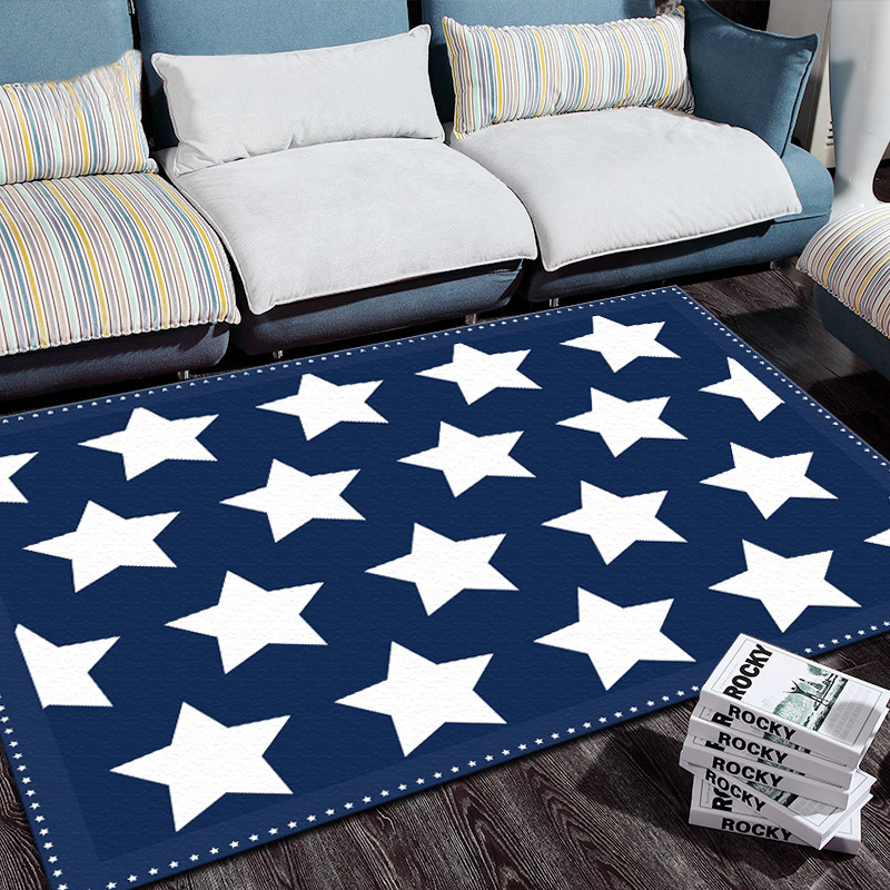 Modern 3D Soft Anti Slip Tatami Washable Large Area Rug Living Room Carpet  For Bedroom Kids