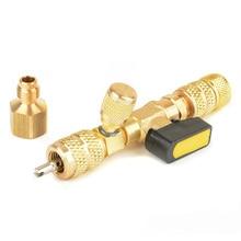 Инструменты для удаления сердцевины клапана двойной размер 1/4 и 5/16 порт установщик инструмент TSH магазин