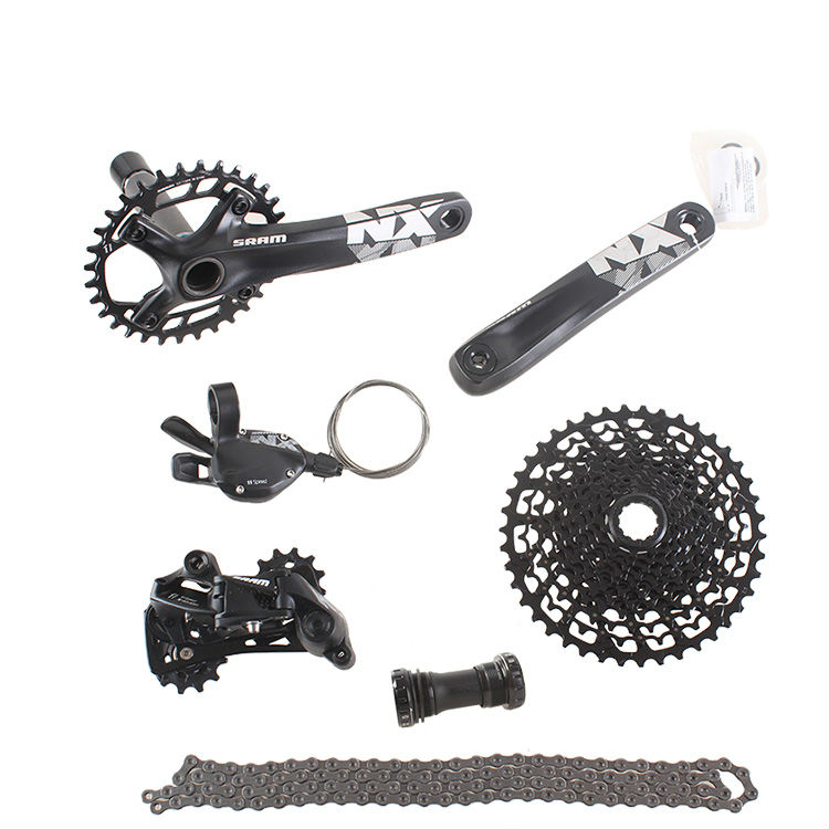 SRAM NX 1x11 11S Speed Groupset Drivertrain MTB Mountain font b Bike b font Kit Bicycle