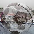 Balanceo inflable bola que camina del agua burbuja playa de agua
