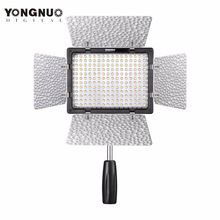 Yongnuo YN-160 III YN160 III LED Video Light Lamp for Canon 650D 5D Mark II 6D 7D 60D 600D 550D + Free Shipping цена и фото
