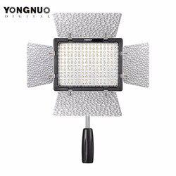 Yongnuo YN-160 III YN160 III LED Video Light Lamp for Canon 650D 5D Mark II 6D 7D 60D 600D 550D + Free Shipping
