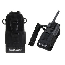 MSC 20D Radio Case Holder for Baofeng UV3R+Plus Puxing PX 777 Plus PX888 K A194