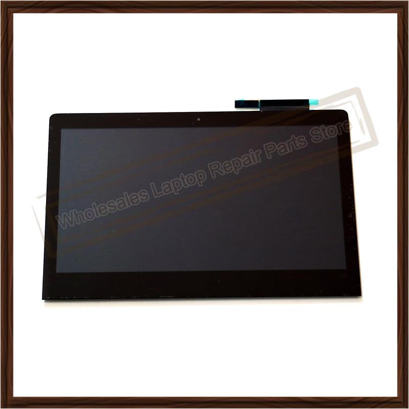 все цены на  Laptop Original LED Assembly For Lenovo YOGA 4 Pro YOGA 900 LTN133YL05 LCD Display Touch Screen Digitizer Replacement Panel Part  онлайн