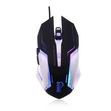 USB Gaming Mouse Gamer Souris 3200DPI Game Mause Optical Wired Mice For Computer PC Laptop computador Bloody CS Raton LOL