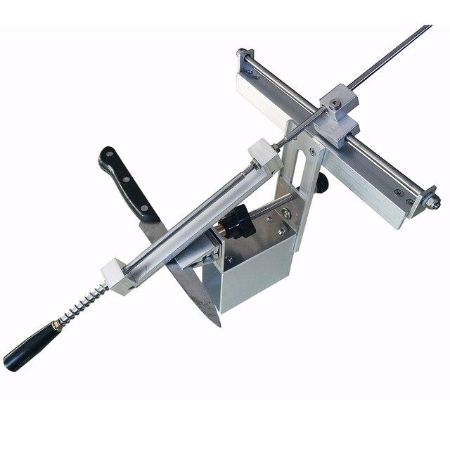 7generations KME Knife sharpener Sharpening System knife Apex edge sharpener Aluminum alloy 360 degree reversal clip sharpener