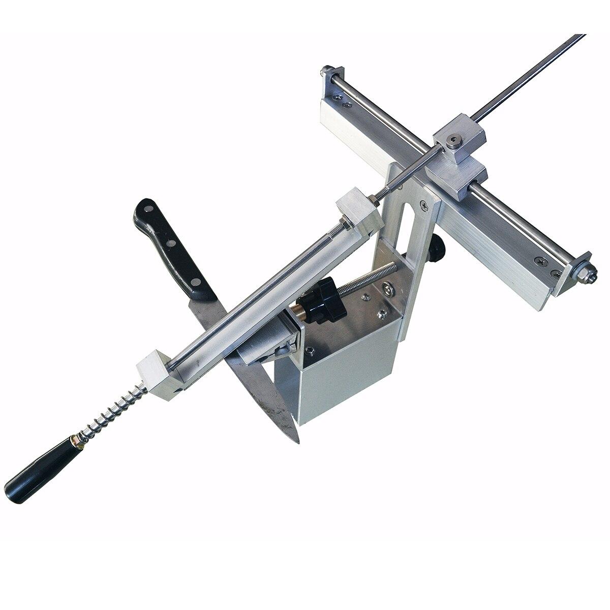 7 générations KME affûteuse de couteau système d'affûtage couteau Apex affûteuse de bord en alliage d'aluminium 360 degrés affûteuse de clip d'inversion