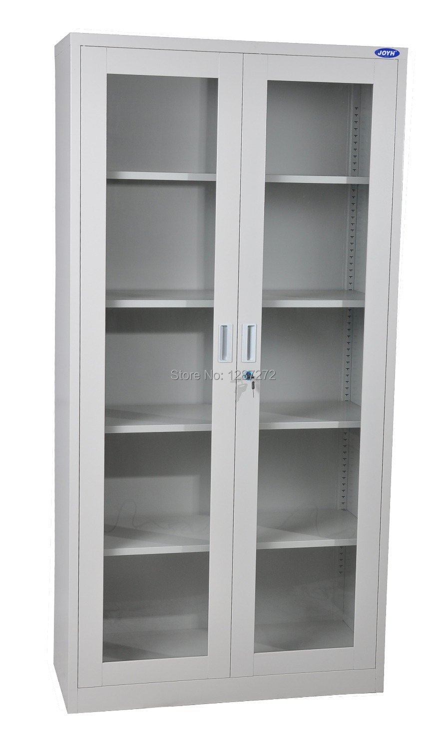 2014 New Design Office Steel Filing Cabinet Metal Cabinet With Glass Door Office Furniture
