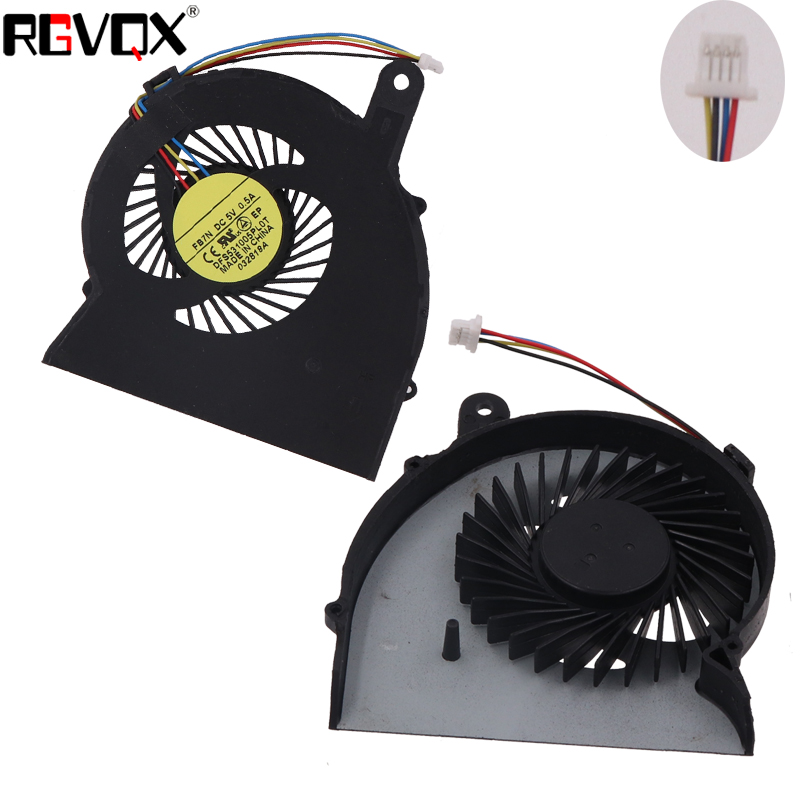 Купить с кэшбэком NEW Laptop Cooling Fan For HP ProBook 4340S 4341S Original PN:EF75070V1-C040-S9A DFS531005PL0T CPU Cooler/Radiator