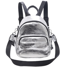 NEW-WomenS Backpack Casual Versatile Shoulder Bag Korean Travel College Wind