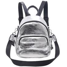 цена на NEW-Women'S Backpack Casual Versatile Shoulder Bag Korean Travel Backpack College Wind Bag Korean Bag