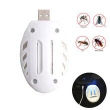 Портативный электрический USB москитный нагреватель репеллента и чипсы от комаров вредитель муха насекомое для дома или путешествия москитная убийца лампа