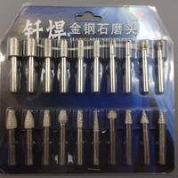 Rotary tools 20pc diamond coated grinding slice dremel accessories abrasive tools