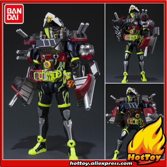 Original BANDAI S.H.Figuarts SHF Exclusive Action Figure - Kamen Rider Snipe Simulation Gamer Level 50 Masked Rider EX-AID