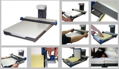 18x18 Zoll Fotobuchhalter, Fotobuch-Hersteller, bündiger - Büroelektronik