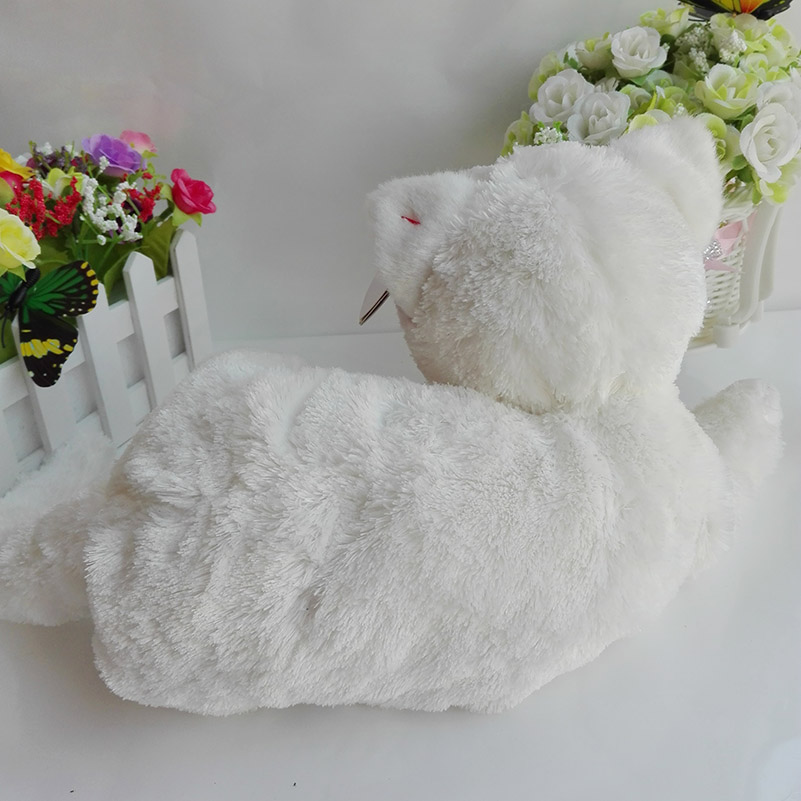 cb93fb5753a Ty Classic Cat 2016 30cm Original Plush Toy Stuffed Animal Doll Cobbler Cat  Crystal Kids Toy Simulation animals Birthday Gift-in Stuffed   Plush Animals  ...