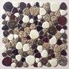 LSYB17 Glazed Ceramic Mosaic Tiles Ceramic Mosaic Tiles For Floor