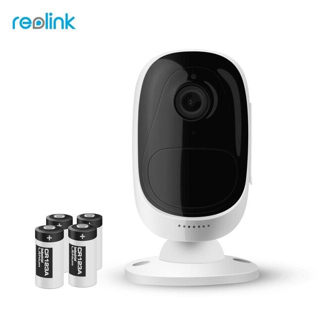 Reolink Argus Fil Livraison Batterie Caméra IP 1080 P Extérieure ...