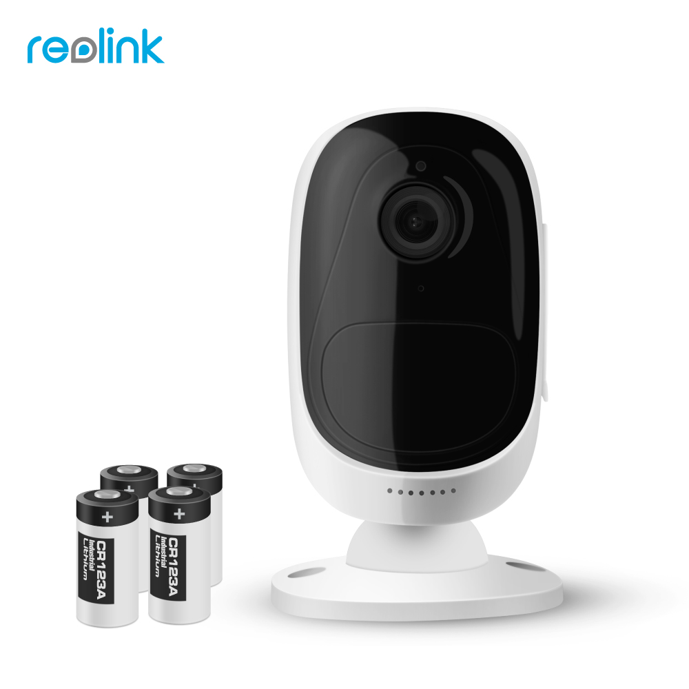 Reolink Argus Wire-Free Battery IP Camera 1080P Outdoor Full HD Wireless Weatherproof Indoor Security WiFi IP Cam