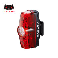 CATEYE Rapid Mini Bicycle Safety Lights Cycling LED USB Rechargeable Taillight Rear Lights Bike Seatpost Tail