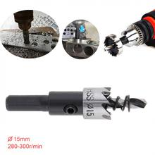 12-22mm HSS Drill Bit Hole Saw Twist Drill Bits Cutter Power Tool Metal Holes Drilling Kit Carpentry Tools for Wood Steel Iron 12pc hole saw tooth kit hss steel drill bit set cutter tool for metal wood alloy
