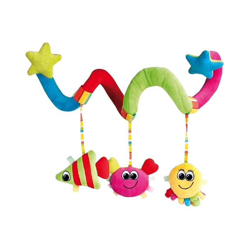 Baby Mobile Canpol Babies Colorful ocean, 0+ baby teether canpol babies water cooling steering wheel 0