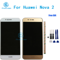 5 0 For Huawei Nova 2 LCD Display Touch Screen Digitizer Assembly PIC AL00 PIC TL00