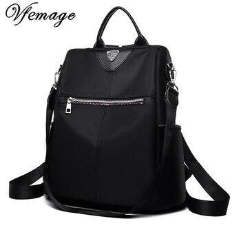 cab8e31161f Product Offer. Женский многофункциональный женский рюкзак Оксфорд рюкзаки  для девочек большой емкости школьные сумки ...