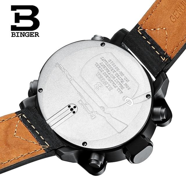 스마트 남자 시계 binge 야외 스포츠 디지털 손목 시계 단계 계산/고도/압력/날씨/나침반/온도 ms3001