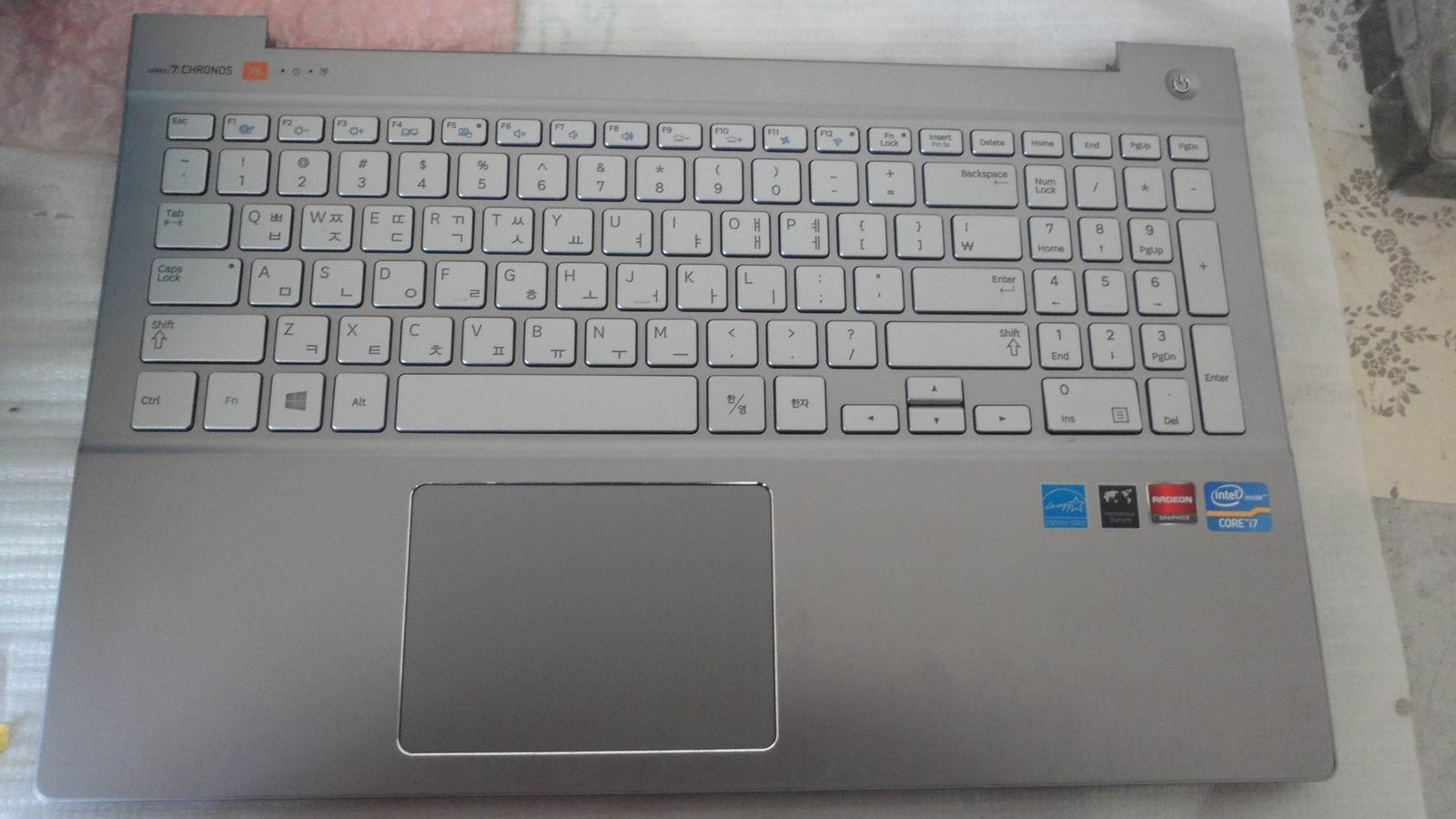 MdpoweR store FOR samsung c shell NP780z5E 780Z5E 880Z5E laptop keyboard  laptop shell