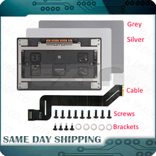 Laptop Space Gray Grey Silver Color A1707 Force Touchpad Trackpad for Macbook Pro Retina 15 A1707