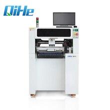 Автомат для визуальной Системы светодиодный сборочный конвейер чипы крепления Палочки и вставьте электронное приспособление для монтажа ИС