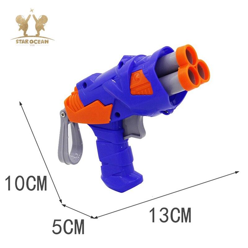 Kids Toys Sniper Guns EVA Soft Bullet Pistol Toy Gun For Strike Bullet Toy Sniper Guns for Children Educational in Toy Guns from Toys Hobbies