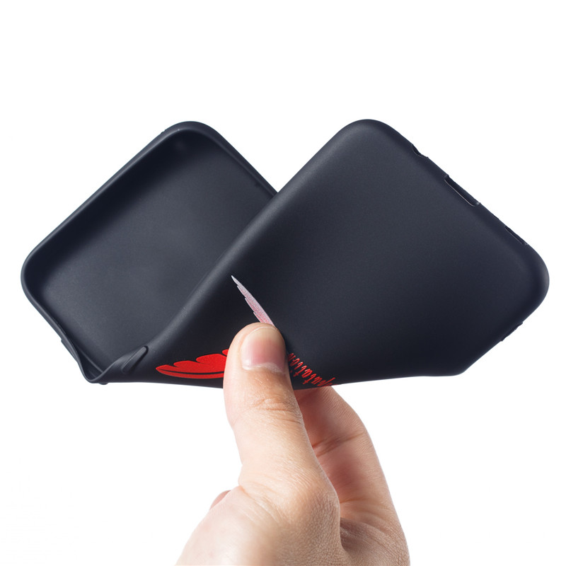 Phone Case For Xiaomi Redmi Note7 Case Soft Silicone TPU Cute Cat Painted Back Cover For Xiaomi Redmi Note7 Case For Redmi Note7 (4)