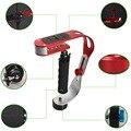 Profissional handheld steadicam estabilizador de vídeo de alta qualidade para canon nikon sony pentax dslr camera digital camcorder dv